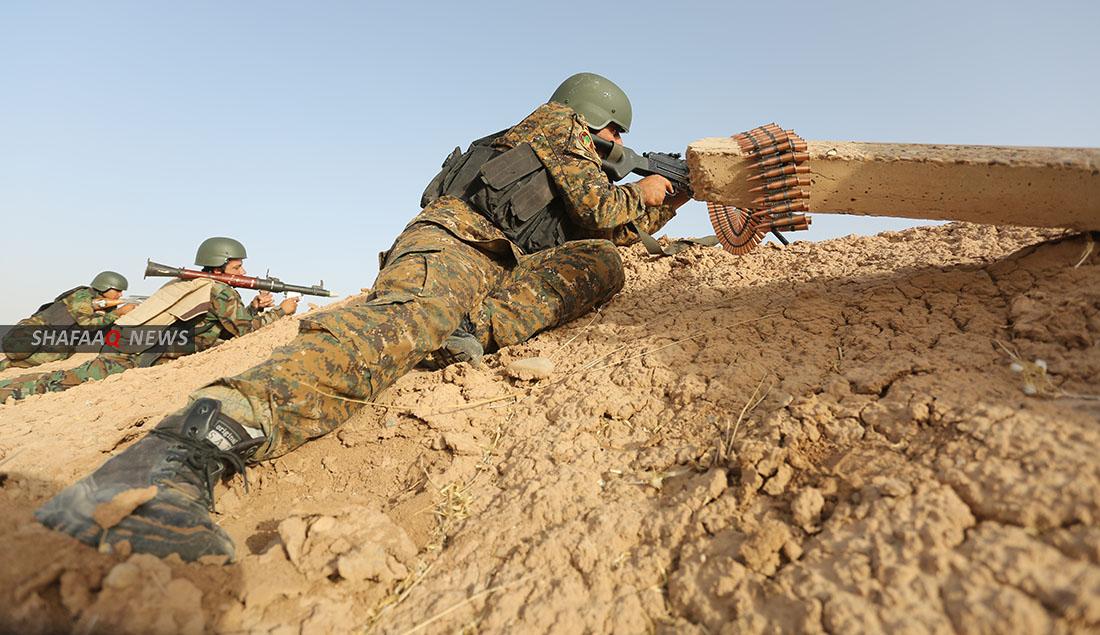 استشهاد مدنيين بهجوم داعش في ديالى