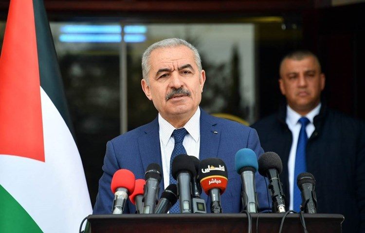 رئيس حكومة فلسطين: نسعى الى كسر احتكار أمريكا رعاية المفاوضات