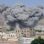 العدوان السعودي يعرقل تبادل الأسرى ويواصل خرق الهدنة بقصف المدن اليمنية