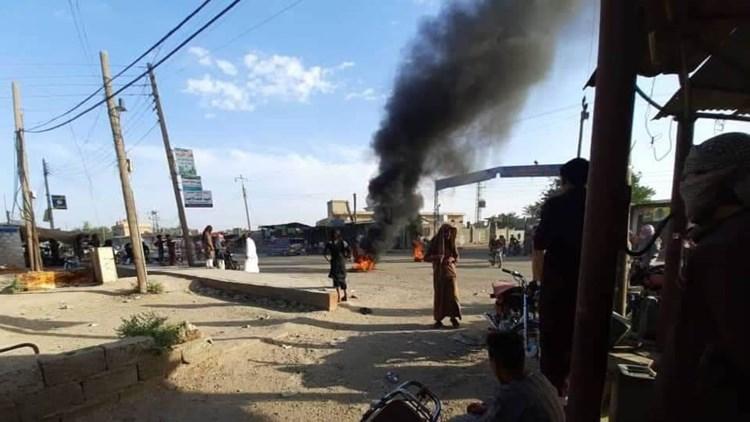 استمرار عمليات التحرير في سوريا والأهالي ينتفضون على المجاميع الإرهابيّة