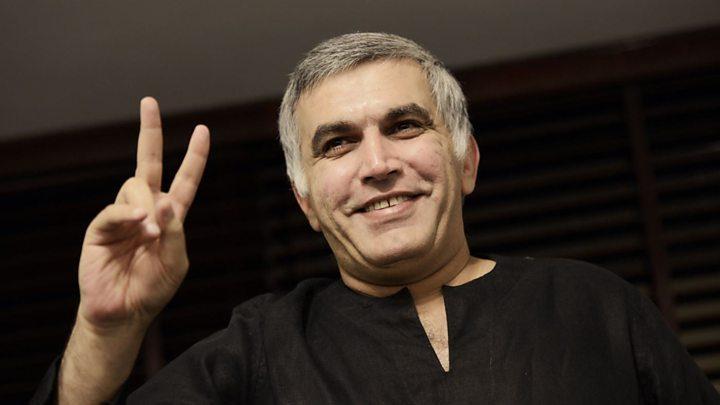 انتقادات واسعة لشروط الإفراج عن الحقوقيّ «نبيل رجب»