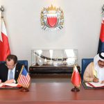 النظام الخليفيّ والولايات المتحدة يوقّعان اتفاقيّة أمنيّة جديدة