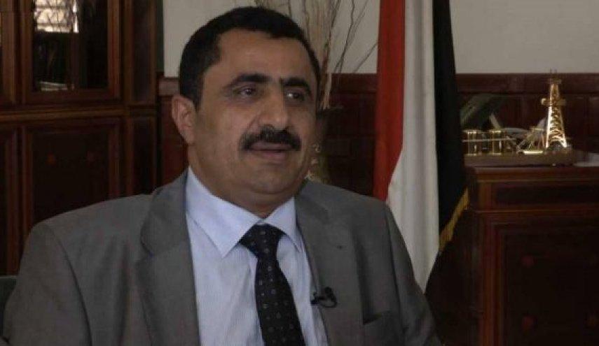 وزير النفط اليمني: بالمواجهة نتمكن من فك الحصار والضغط على العدوان لإيصال المشتقات النفطية