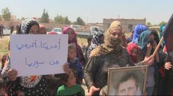القبائل والعشائر السوريّة تطالب الأتراك والأمريكان بمغادرة البلاد