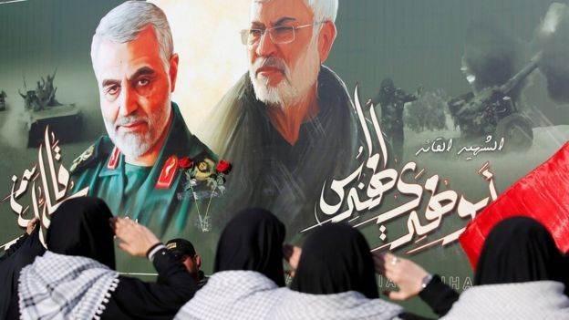 استمرار القضاء العراقي بالتحقيق في جريمة اغتيال الشهيدين المهندس وسليماني
