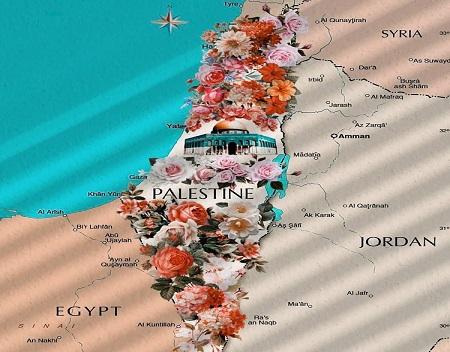 """انتقادات واسعة لحذف محركي """"آبل وغوغل"""" دولة فلسطين من الخارطة العالمية"""