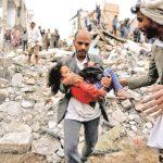 تواطؤ أممي بشطب السعوديّة من قائمة الإرهاب رغم استهدافها الأطفال والنساء في اليمن