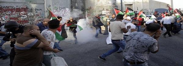 وسط صمت عربي ودولي .. الاحتلال الصهيوني يقضم الأراضي الفلسطينية