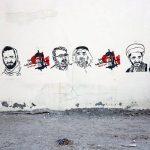 تقرير مصوّر: جدران بلدة الدراز تزدان بالطبعات الفنيّة والصور الجداريّة