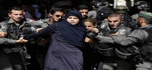 الاحتلال الصهيوني يواصل اعتقال الفلسطينيّات لمنعهن من المشاركة في المقاومة