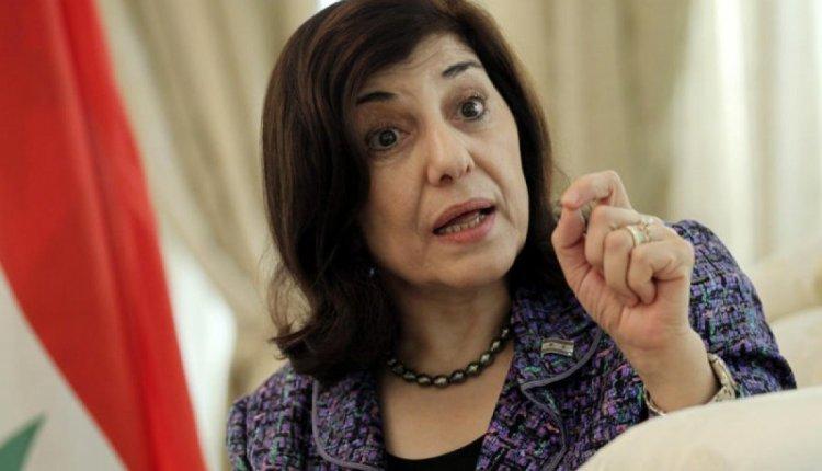 مستشارة الأسد: الاتفاق العسكري مع إيران أولى خطوات كسر الحصار الأمريكي
