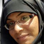 نسويّة الائتلافتحييمعتقلة الرأي «زكيّة البربوري» وتطلق عليها لقب«الأسيرة الثائرة»
