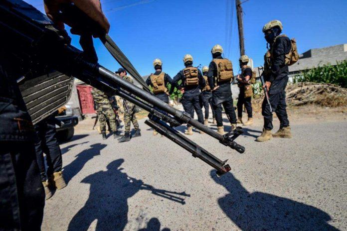 الحشد الشعبي يحبط عملية تسلل لداعش في ديالى