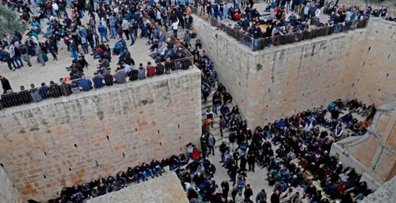 حماس تدعو الفلسطينيّين إلى نصرة الأقصى أمام محاولة الصهاينة هدمه