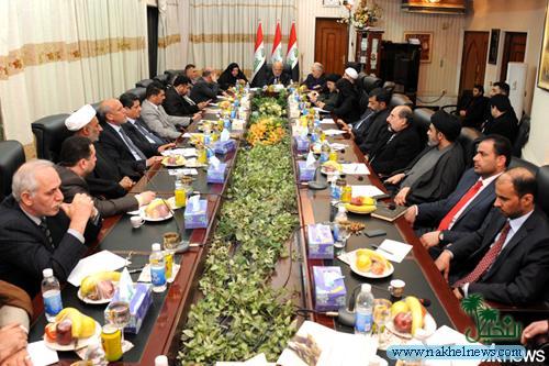 القوى السياسية العراقية تطالب الكاظمي بحسم ملف إخراج القوات الأمريكية عند زيارته واشنطن