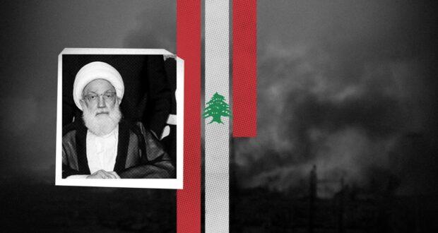 الفقيه القائد آية الله قاسم يشدّد على مساندة لبنان إثر فاجعة المرفأ