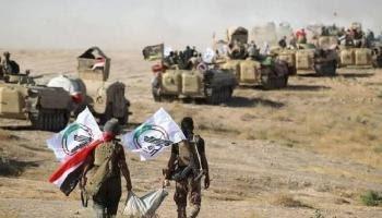 ضبط أوكار لداعش في كركوك والحشد يفكك شبكة إرهابيّة في ديالى