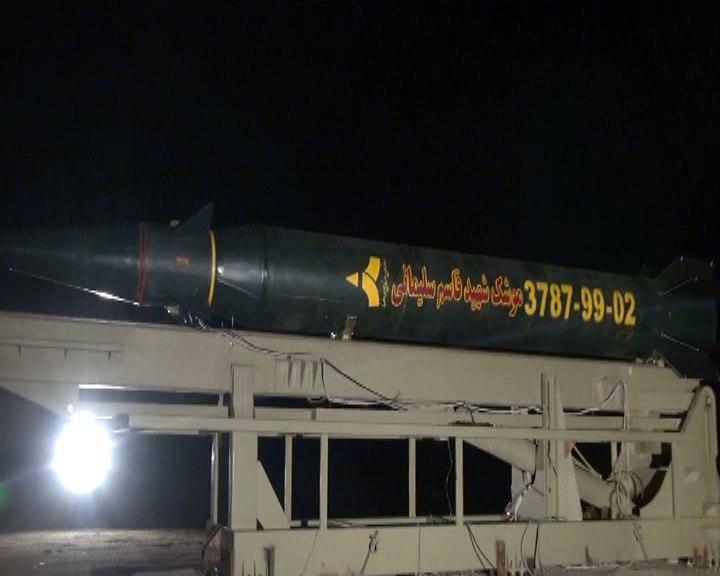 صواريخ إيرانية جديدة باسم الشهيدين قاسم وأبو مهدي بميزات تقنيّة خاصّة