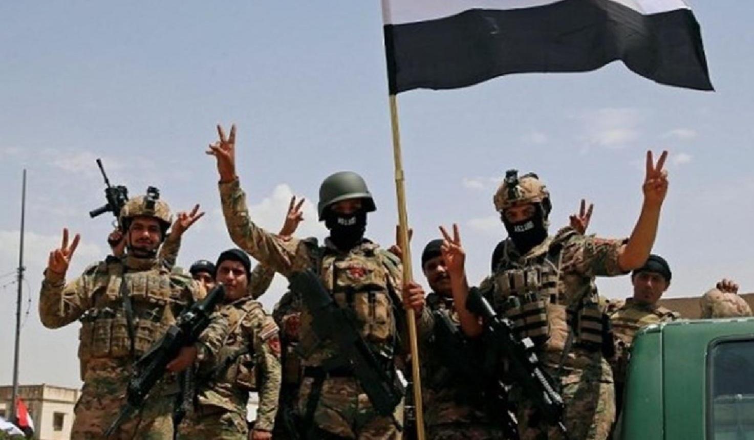 الحشد الشعبي ينفّذ عمليّات صدّ نوعية لمحاولات داعش التقرب من صلاح الدين