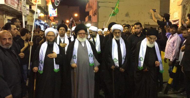 النظام الخليفيّ يستمرّ بالتضييق على إحياء عاشوراء: مدّة المجلس الحسينيّ 20 دقيقة