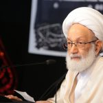 الفقيه القائد آية الله قاسم يشدّد: المأتم الحسينيّ في المقدّمة
