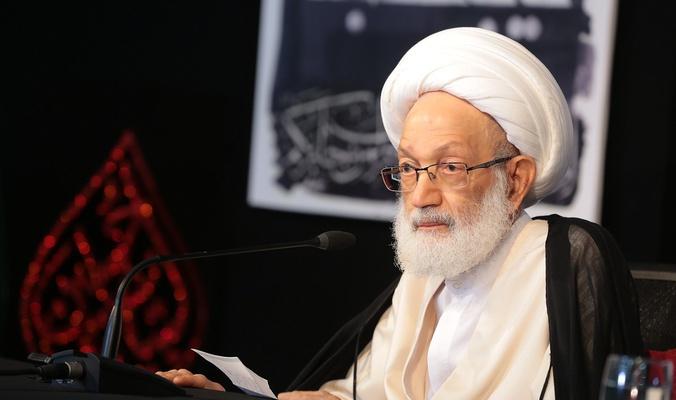 الفقيه القائد آية الله قاسم: ما صدر بحقّ موسم عاشوراء المقبل يعني «الحرب قائمة على الحسين»