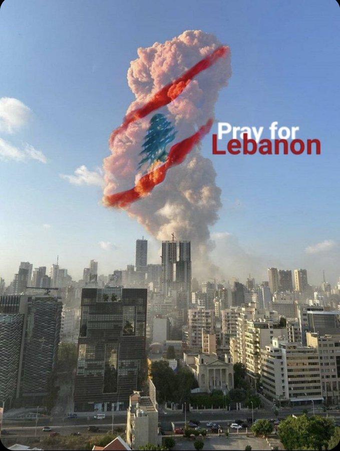 المكتب السياسي لائتلاف 14 فبراير يبرق للرؤساء اللبنانيين الثلاثة معزيًا بفاجعة بيروت