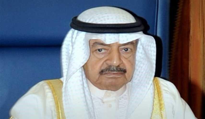 العجوز «خليفة بن سلمان آل خليفة» يحاول أن ينأى بنفسه من عار التطبيع