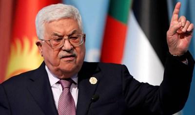 الرئيس الفلسطيني: موقفنا من الاتفاق المتخاذل بين الإمارات والصهاينة سينسحب على أيّ دولة متخاذلة