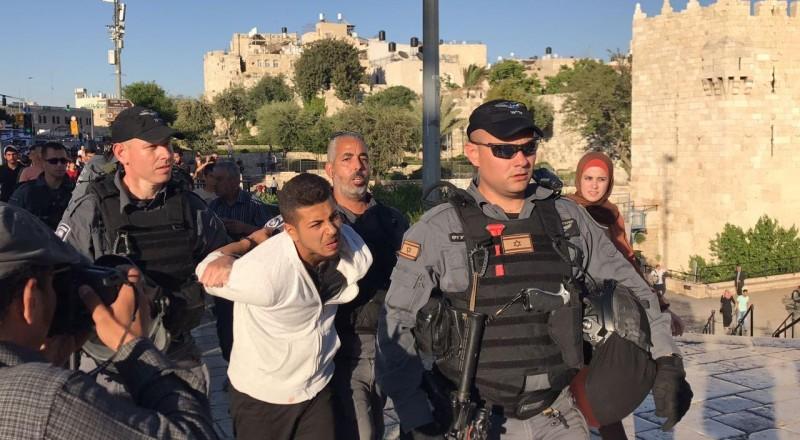 مداهمات واعتقالات لمنع الفلسطينيّين من التعبير عن رفضهم التطبيع وخطط الضمّ