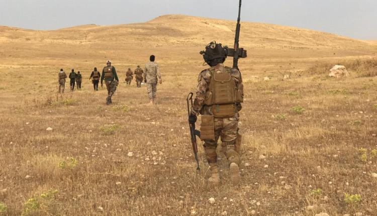الحشد الشعبي يطهر صحراء الأنبار من داعش