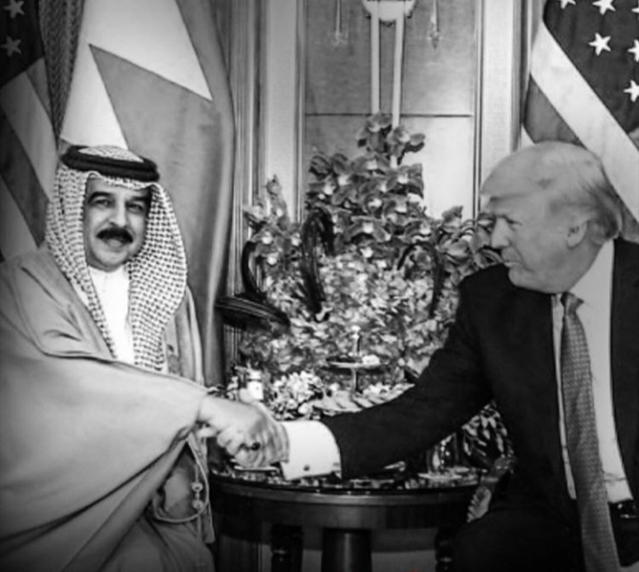 بيان موقف: اتفاق التطبيع خيانة خليفيّة كبرى أعلنها البيت الأسود الأمريكيّ وهي لا تُمثّل شعب البحرين