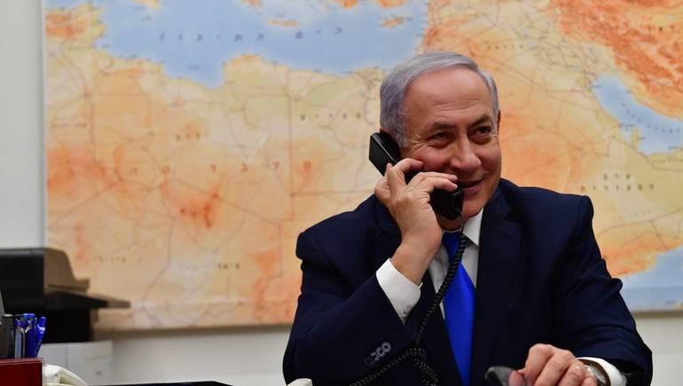 نتنياهو يلمّح إلى أنّ المزيد من الدول العربيّة تريد التطبيع مع الصهاينة
