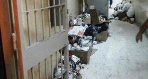 تقديم وجبات طعام فاسدة في سجن جو وتقليل الكميّة