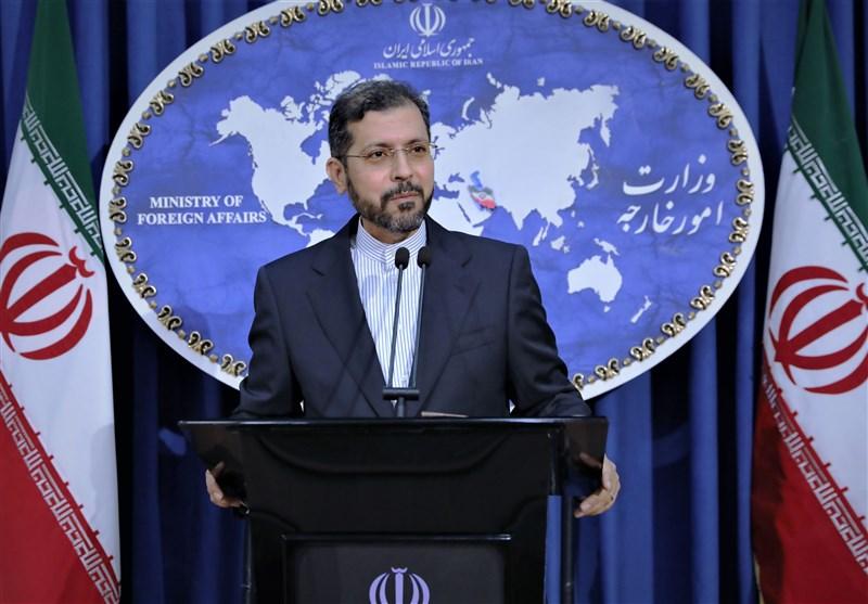 خارجيّة إيران تدين سعي النظام الخليفيّ والإمارات إلى تصنيف «حزب الله» إرهابيًّا