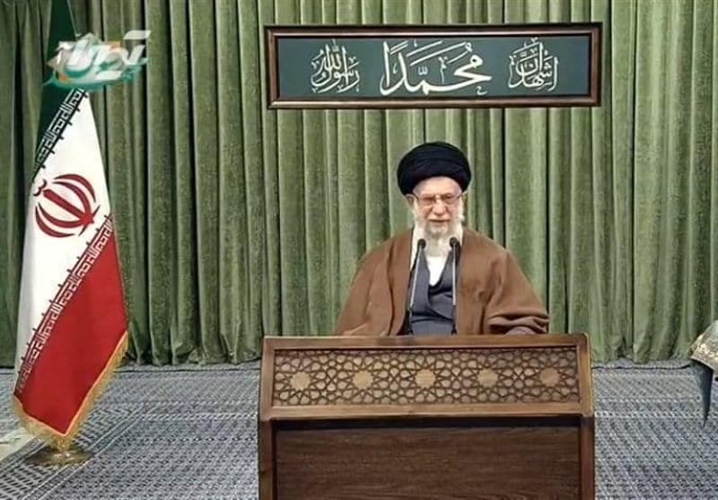 الإمام الخامنئي: التطبيع مع الصهاينة عمل سيئ وهو نتيجة عدم وحدة المسلمين
