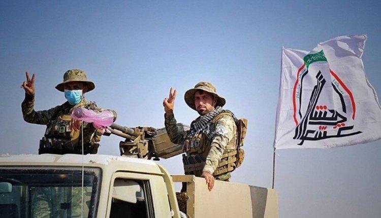 الحشد الشعبي يواصل تطهير الأنبار من فلول داعش ويطلق عملية ثأر الشهداء الأبرار