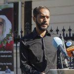 الناشط علي مشيمع يؤكّد أنّ إهمال علاج والده تسبّب بمضاعفات خطرة عليه