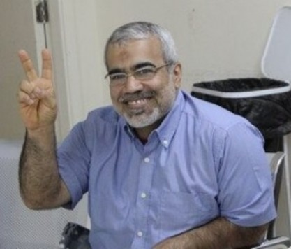 قلق على الرمز المعتقل «عبد الجليل السنكيس» ومعتقل رأي يدخل في إضراب نتيجة الإهمال الطبيّ