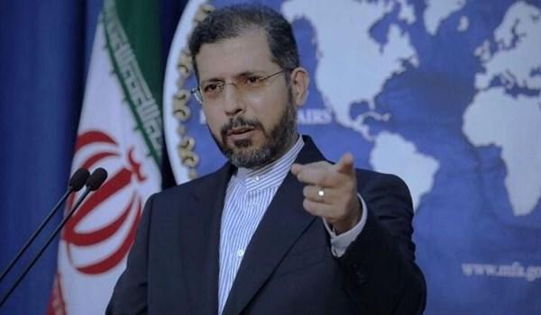 إيران تردّ: قرار البرلمان الأوروبي بفرض حظر عليها ينتهك حقوق الشعب الإيرانيّ