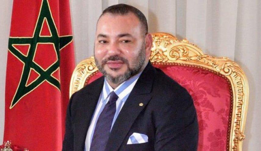 ملك المغرب يقايض فلسطين بالصحراء الغربيّة و«حمد» يشيد بإنجازه