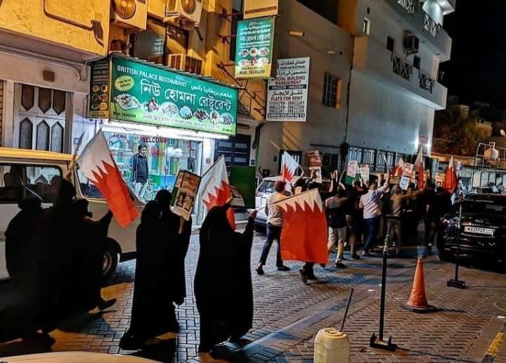 تظاهرات ثوريّة في عدد من البلدات بمناسبة «عيد الشهداء»