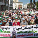 الشعب المغربيّ يرفض خيانة فلسطين مقابل الاعتراف بسيادة المغرب على الصحراء الغربيّة