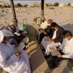 زيارة روضة الشهيد «الحاج عبد الكريم البصري» في ذكراه السنويّة