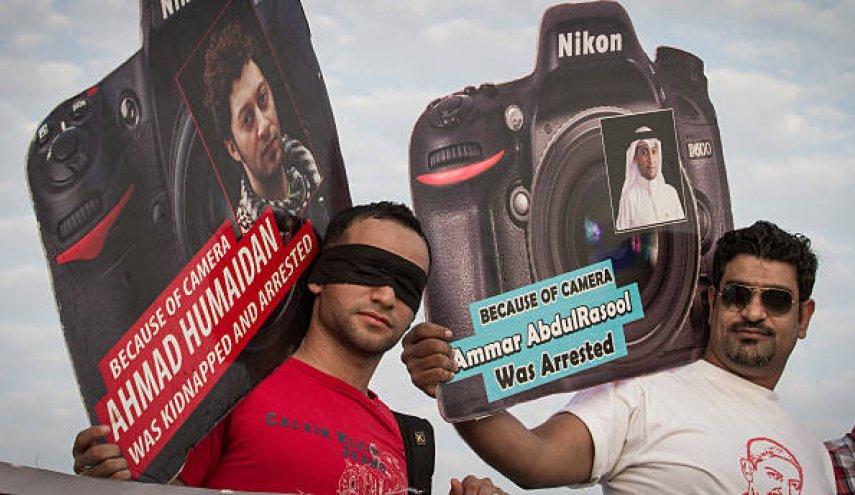 رابطة الصحافة البحرينيّة تطالب آل خليفة بإيقاف الانتهاكات وتجريم حريّة الرأي والتعبير