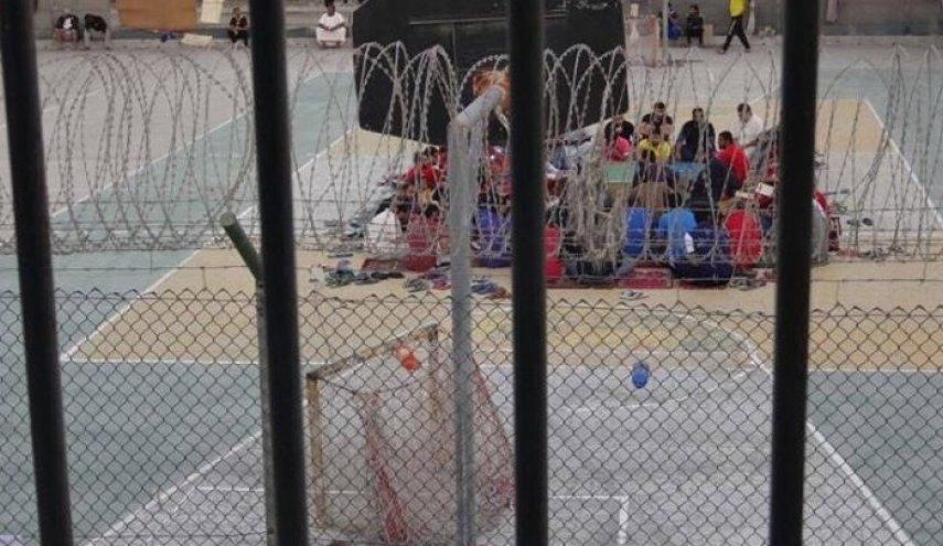 تعذيب المعتقلين في السجون الخليفيّة لرفضهم العمل كمخبرين للنظام الجائر