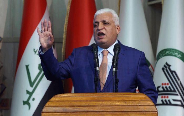 رئيس هيئة الحشد الشعبي: ستبقى دماء القادة الشهداء كابوسًا يَؤُزّ مضاجع القتلة المجرمين