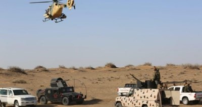 انتهاء عملية ثأر الشهداء في محافظة صلاح الدين وتدمير مضافات لداعش الإرهابيّ