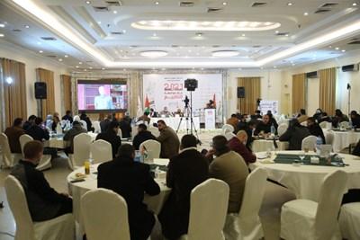 حملة المقاطعة العالميّة للاحتلال في فلسطين تعقد المؤتمر الدولي لوقف عمليات التطبيع مع الصهاينة