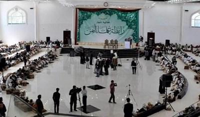 """رابطة علماء اليمن: قرار تصنيف أنصار الله """"إرهابيّة"""" لن يزيد الشعب إلا عزمًا وقوة"""